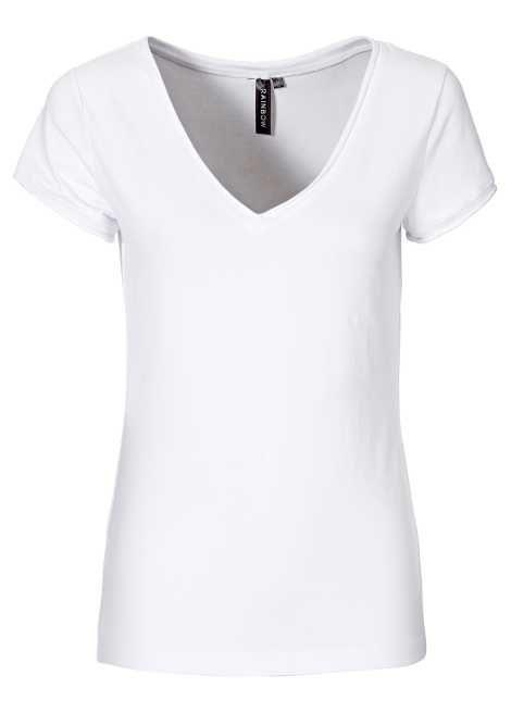Shirt wit - RAINBOW - bonprix.nl