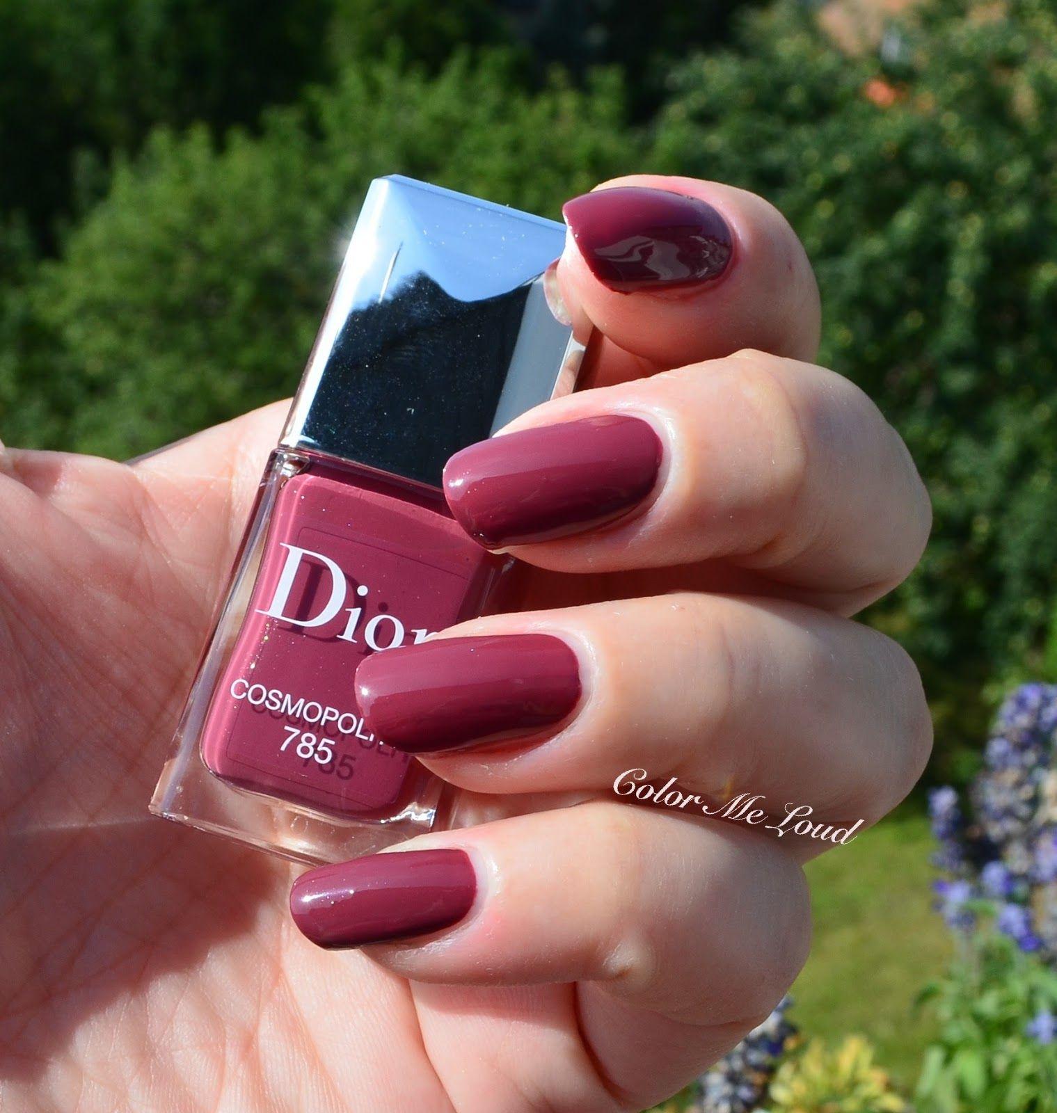 Dior #785 cosmopolite - Google Search   Laquer Mania in Blossom ...