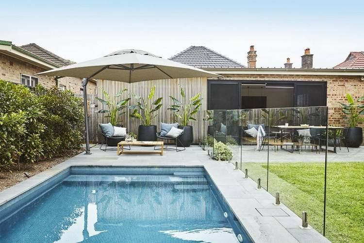 Swimming Pool Designs And Plans A Mini Pool Is Quickly Set Up Often Surprisingly Cheap And Th In 2020 Backyard Pool Backyard Pool Designs Swimming Pools Backyard