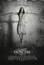The Last Exorcism Part II - the first 15 mins were tense, the rest was a bore.