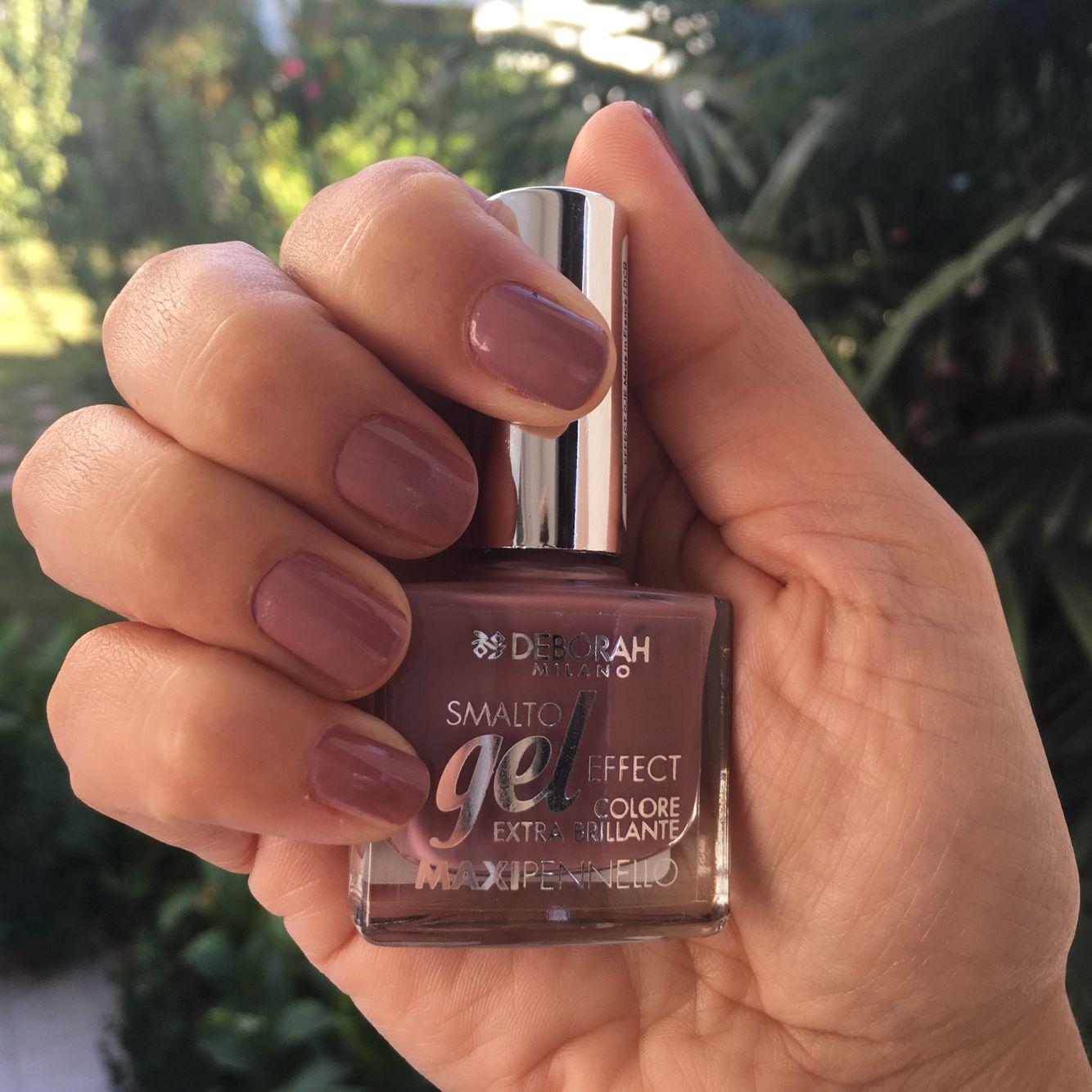 Deborah Milano Gel Effect 03 | My Nail | Pinterest