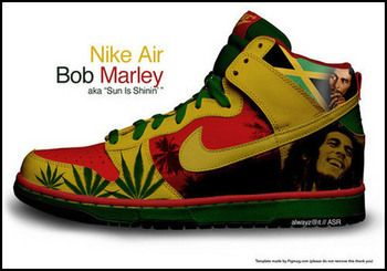 6ba0ad2268 *Bob Marley* Crazy shoes. More fantastic pictures and videos of *Bob Marley