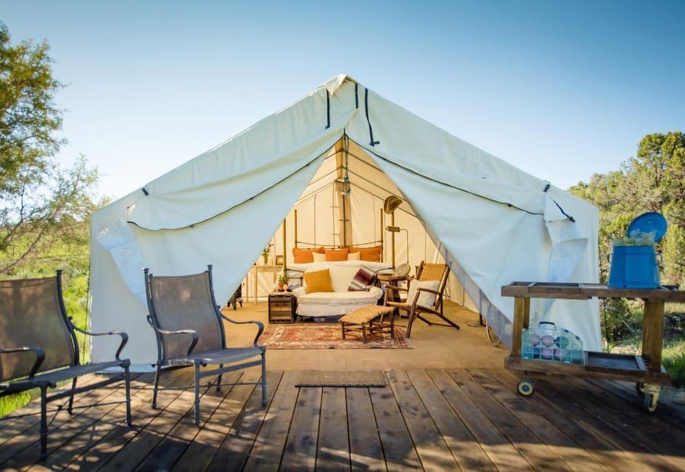 Glamping in Glenwood Springs!   Glamping spots, Tent ...