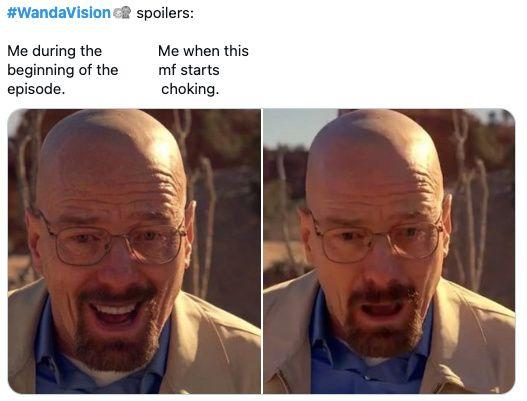 35+ Hilarious DisneyPlus WANDAVISION Memes - Guide
