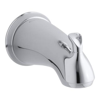 Delta Faucet Rp38450 7 5 8 Diverter Wall Mounted Tub Spout