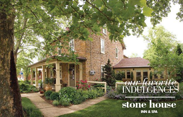 Stone House Inn Spa Lehigh Valley Style July 2017