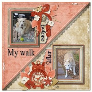 Before and After Template by LissyKay Designs available FREE at the Ginger Scraps challenge forum http://forums.gingerscraps.net/showthread.php?28470-February-2015-Template-Challenge-1  Content Take Time by Jessica Art Design available at Scrap from France http://scrapfromfrance.fr/shop/index.php?main_page=index&manufacturers_id=99