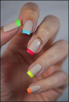 yellow france nails - pesquisa