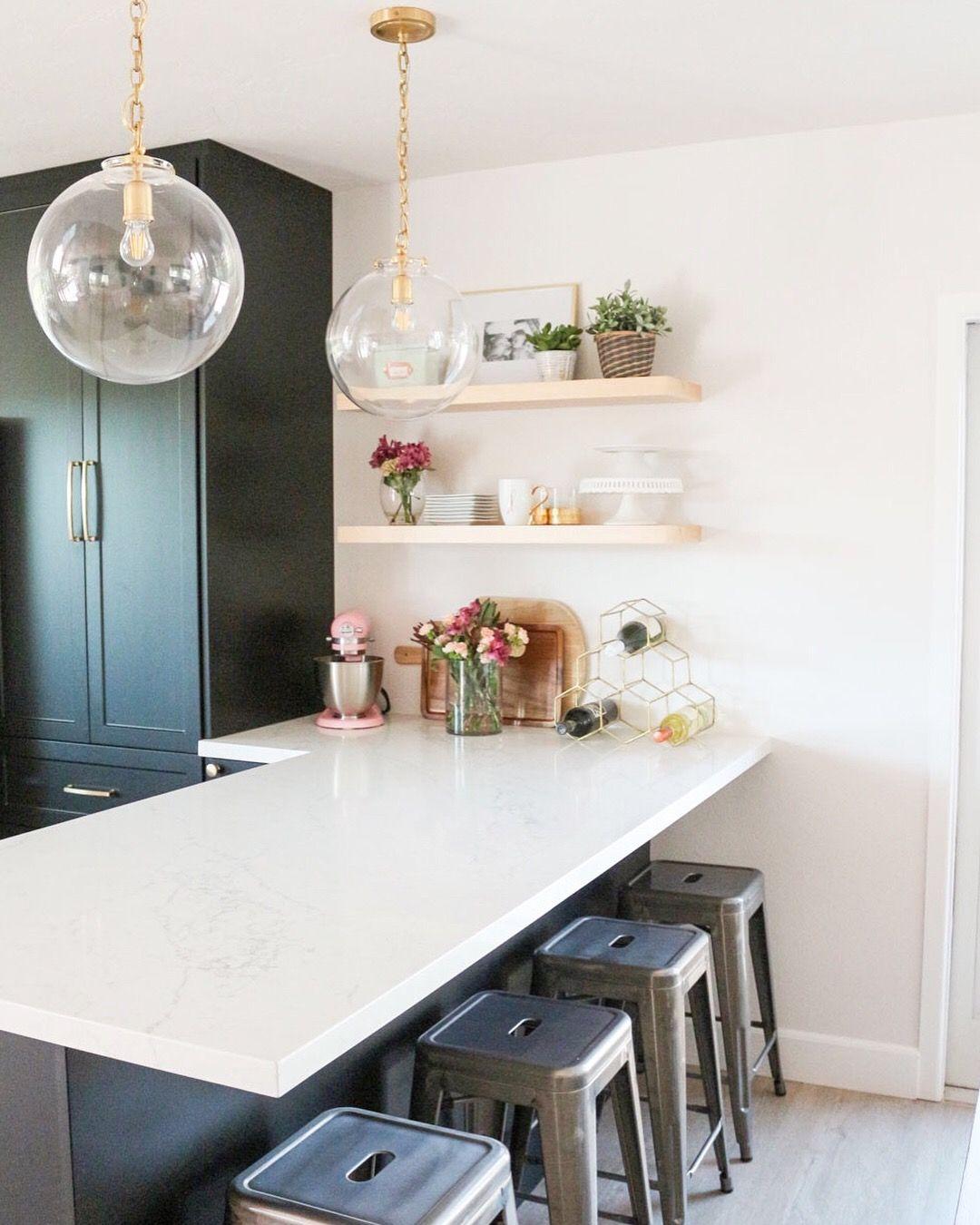 33 Modern Style Cozy Wooden Kitchen Design Ideas: Modern Cozy California Ranch: Renovation Progress