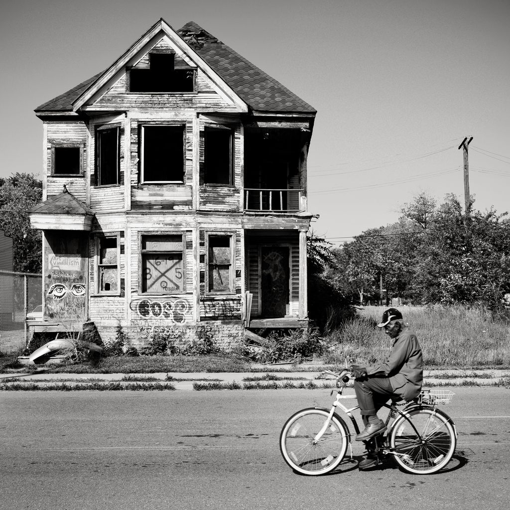 Street photography Detroit - Brian Day