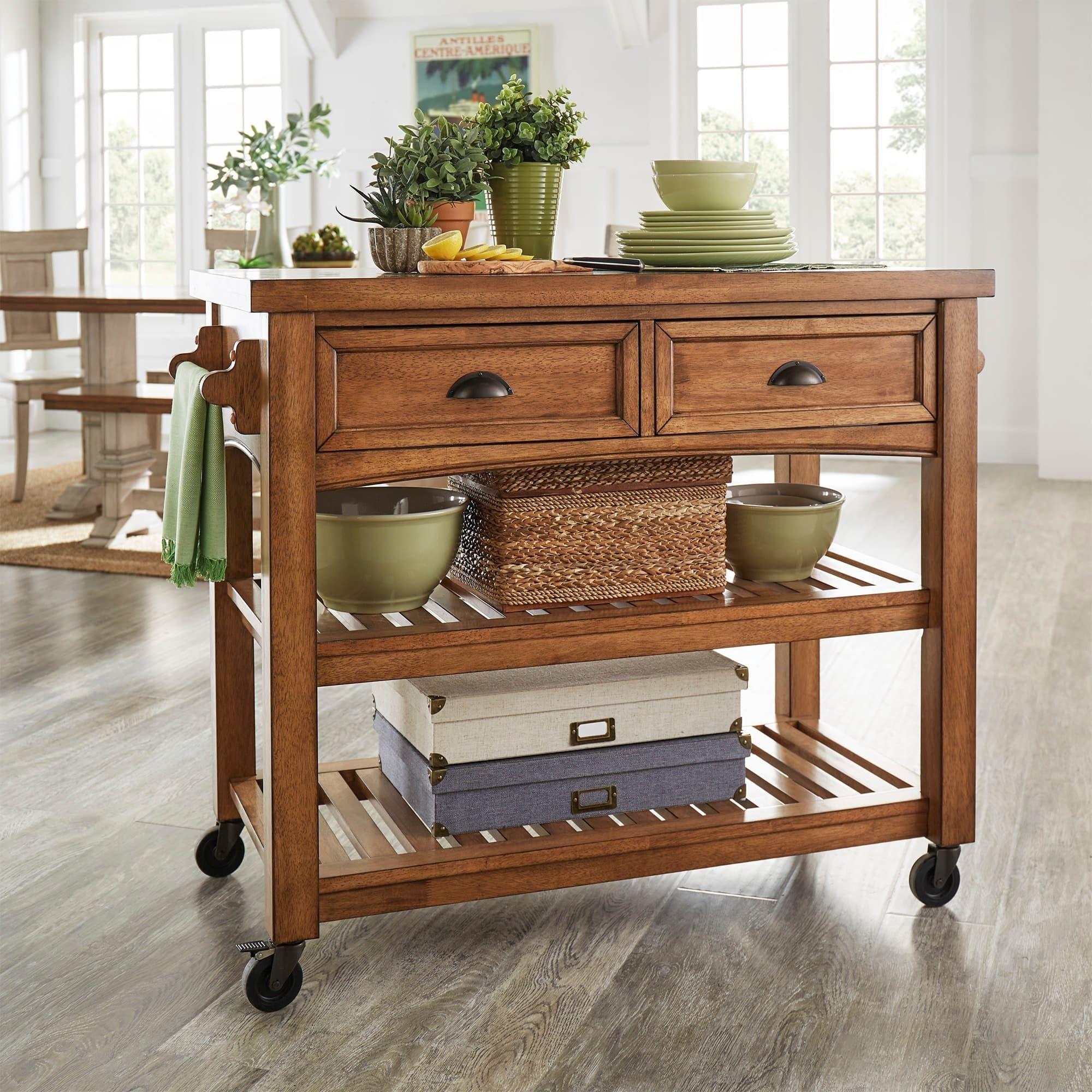 Best Buy Kitchen Carts Online At Overstock Our Best Kitchen 400 x 300