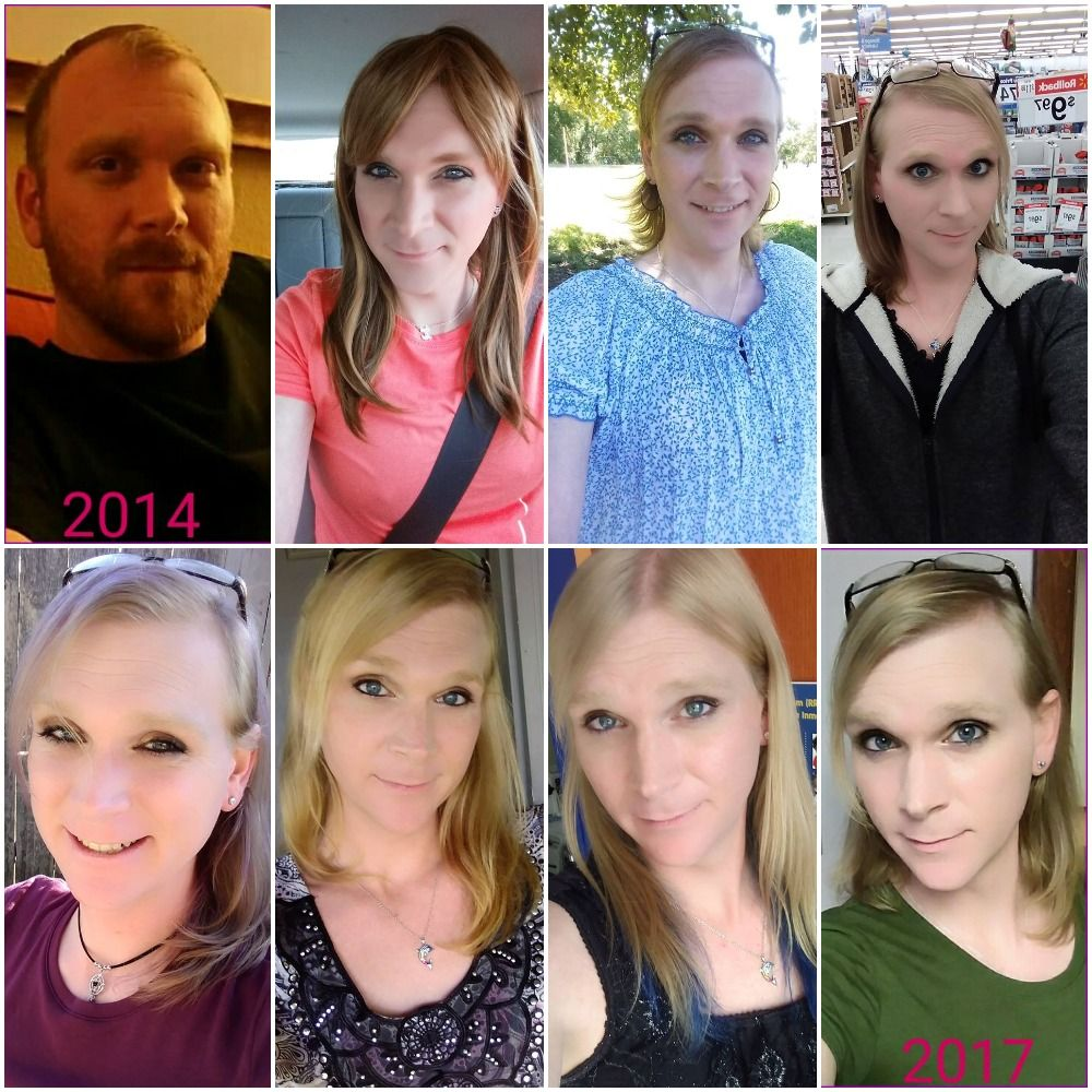 Jessica - Pre-Transition - Mid 2014, Started Hrt - Dec -9634
