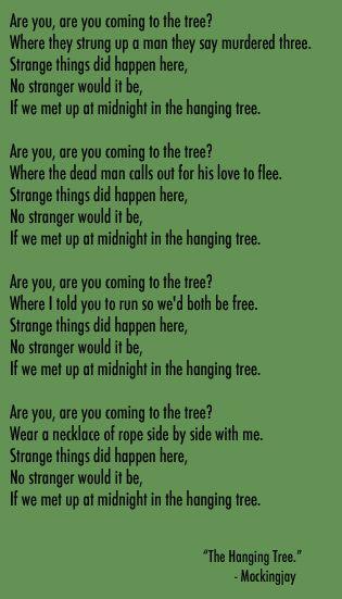 The Hidden Roots Of 'Hunger Games' Hit Song? Murder ...