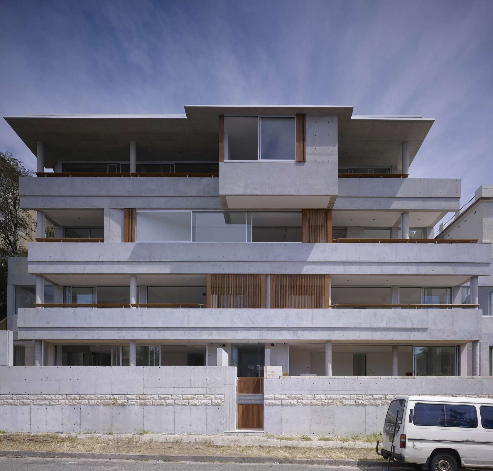 Cook Street Apartments: The Building Is Comprised Of Six Apartments Over Three