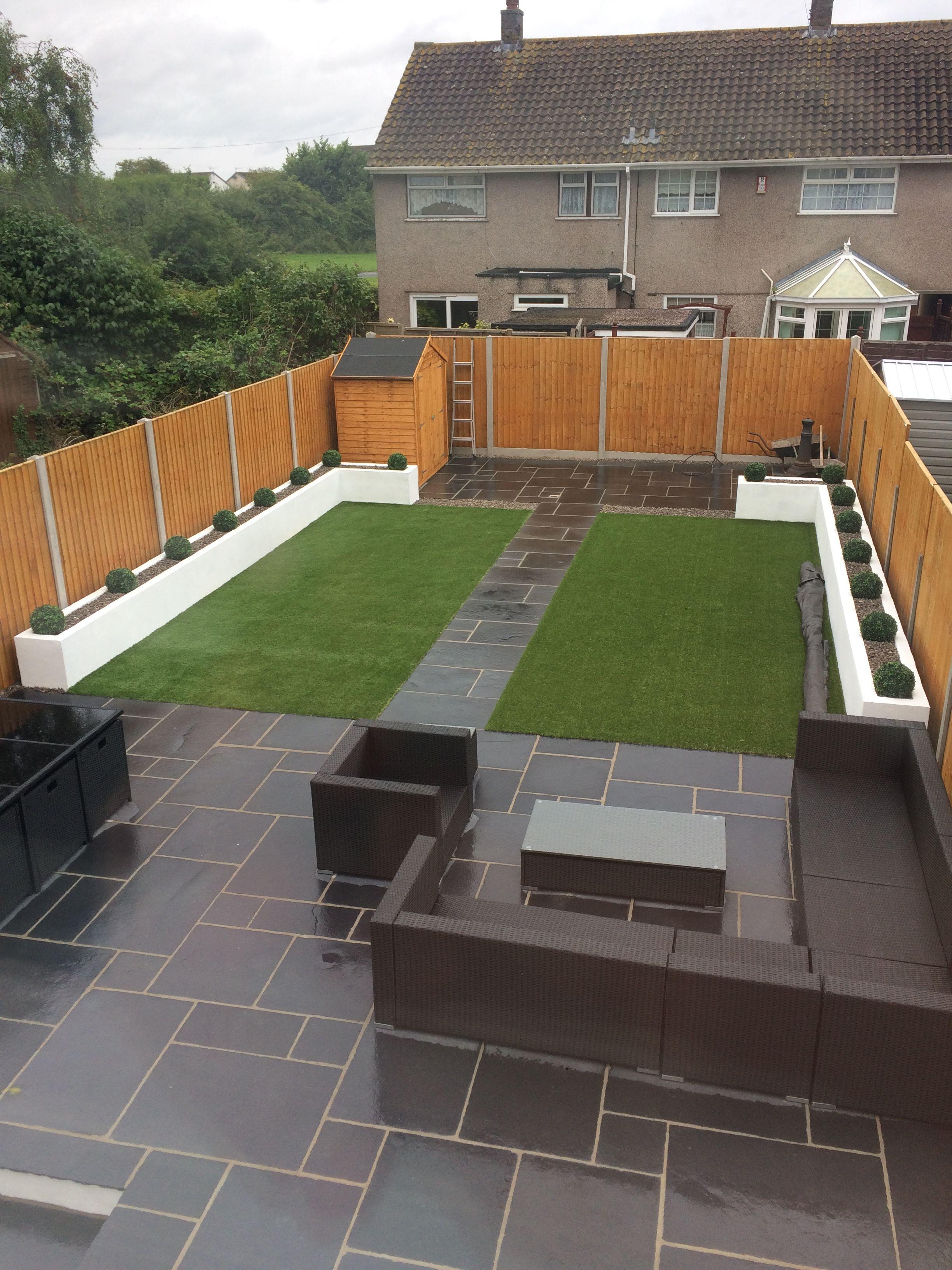 New Garden Back Garden Design Backyard Garden Design Small