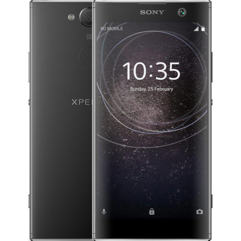 Een Aanbieding Van Coolblue Sony Xperia Xa2 Zwart Sony Zwart