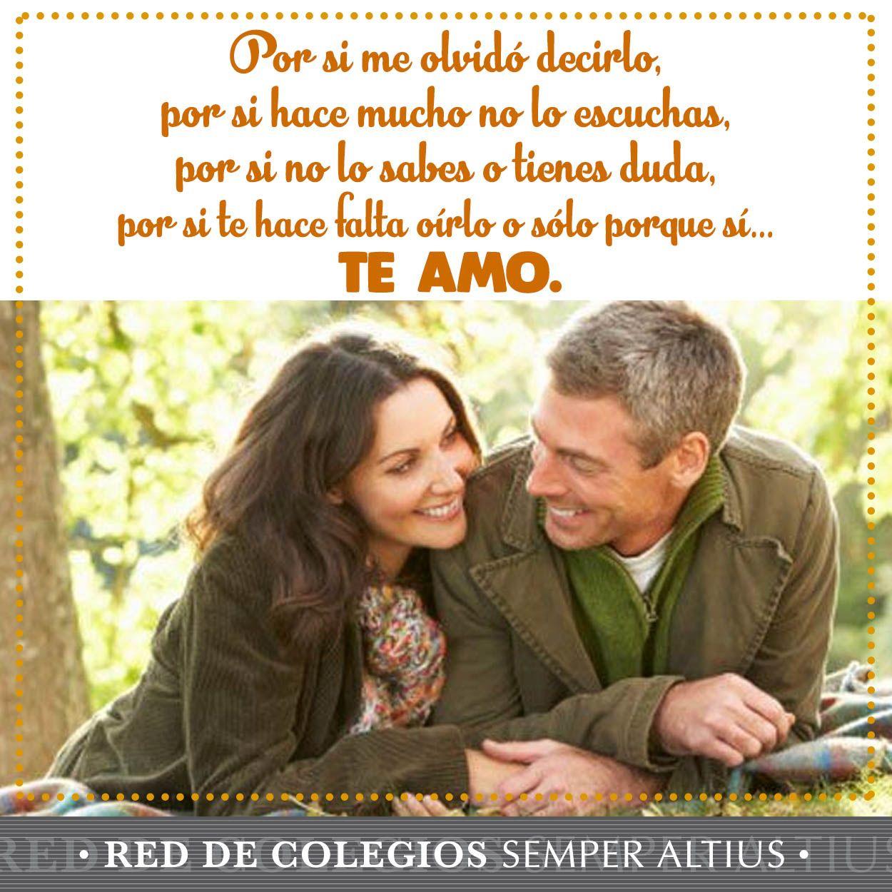 Un Gran Ejemplo De Amor En Casa Comienza Con Un Hermoso Amor De