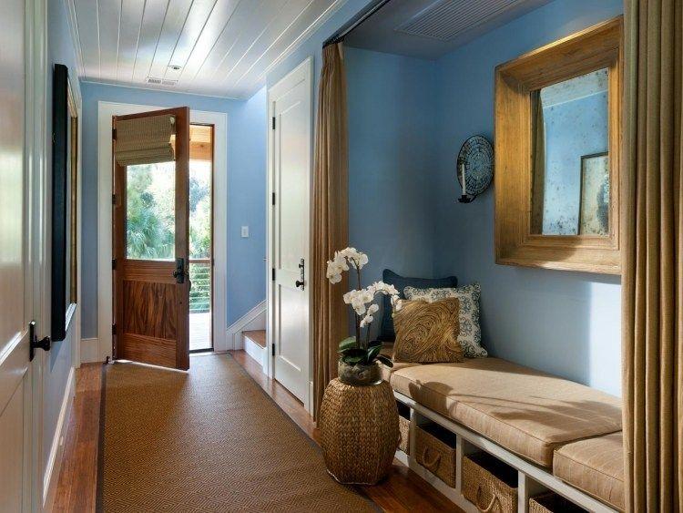 Meubles et idées déco couloir et entrée de style cottage! | Style ...