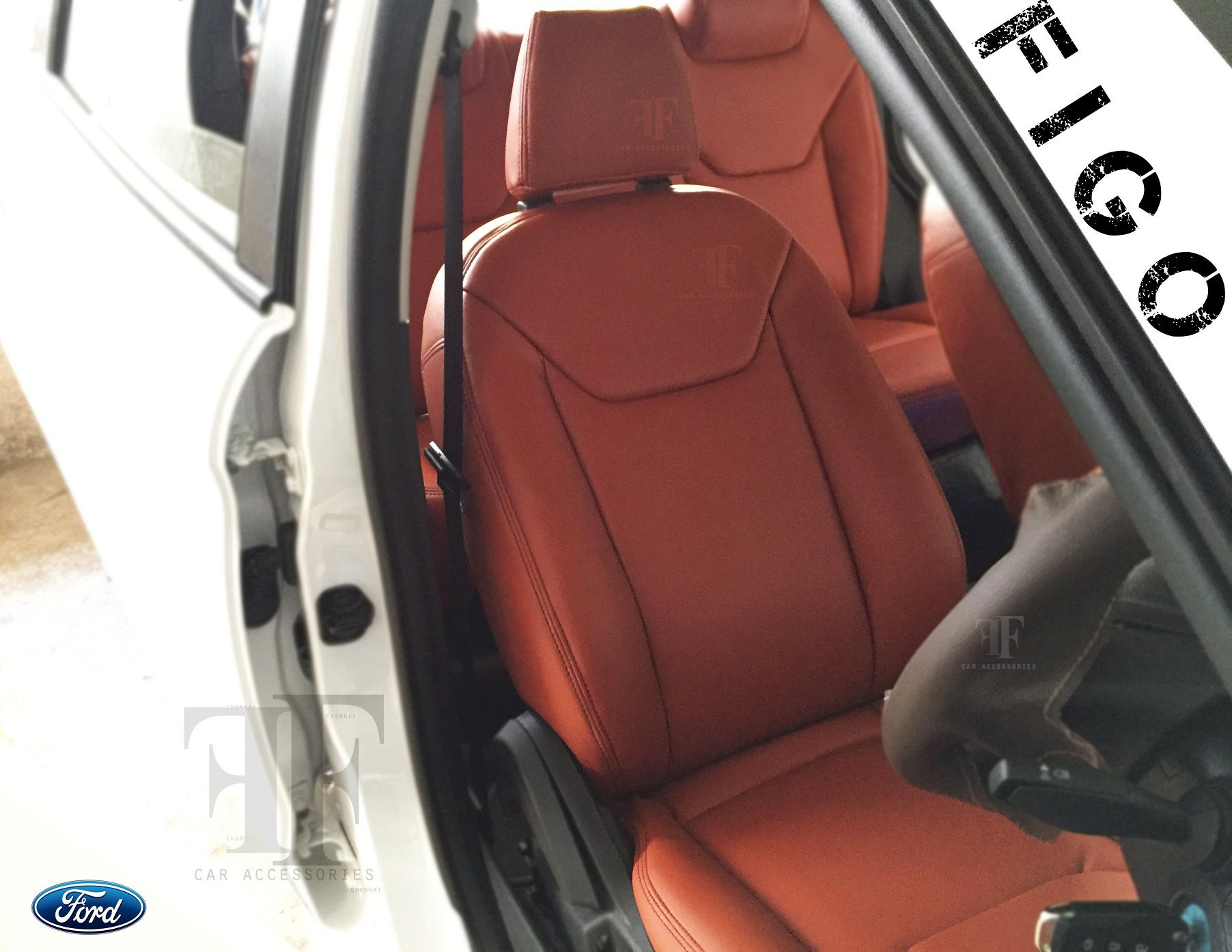 specialised in car seat covers car modification ford figo seat