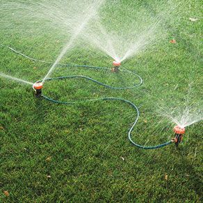 Best 25 above ground sprinkler system ideas on pinterest in ground sprinkler system diy for Portable watering tanks for gardens