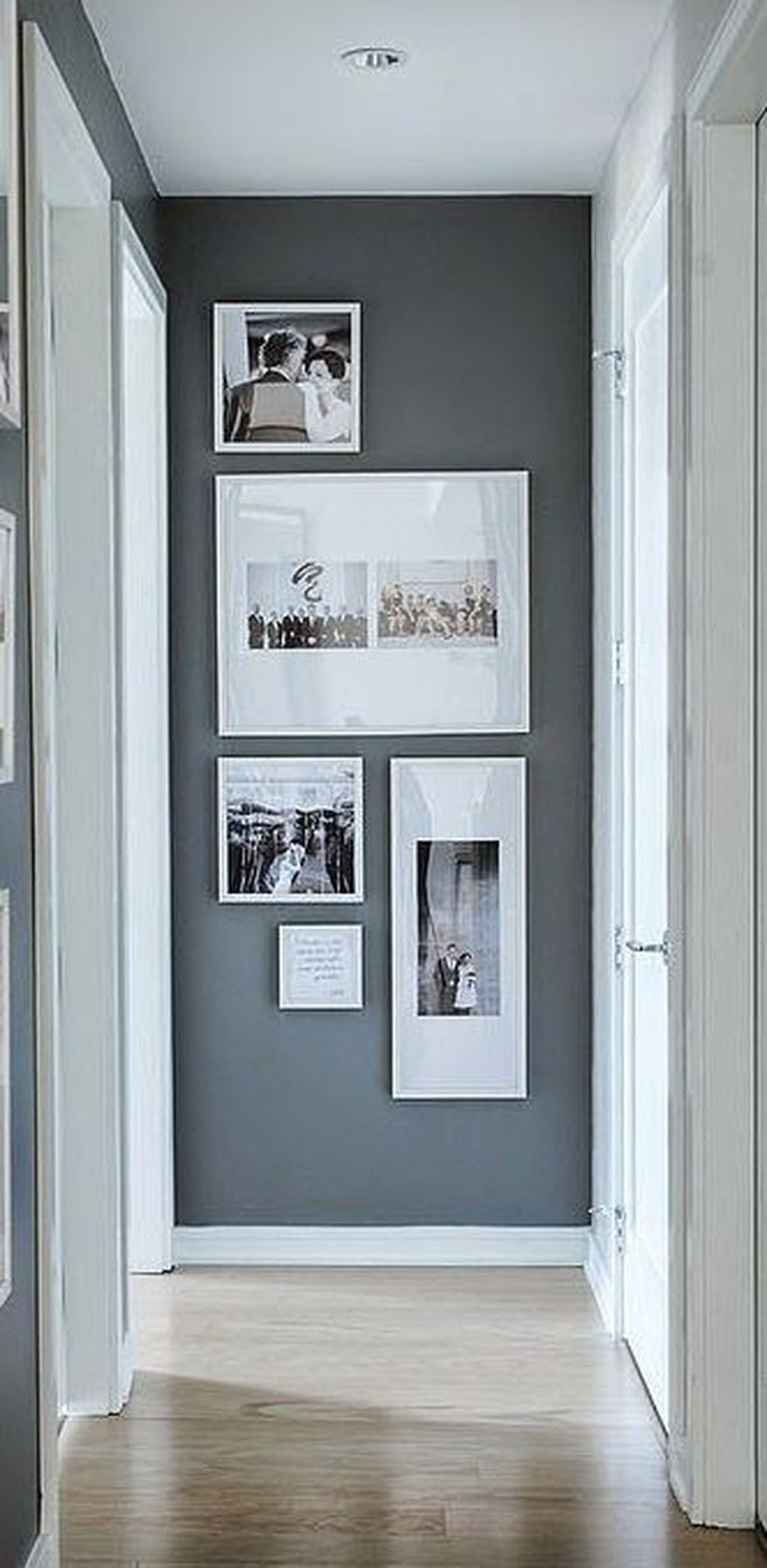 beautiful gallery wall decor ideas to show photos picture