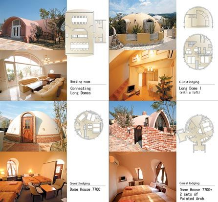 Prefabricated Dome House Dome House Dome Home Monolithic Dome Homes