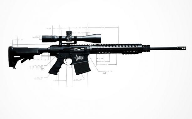 ar 10 platform for 30 06 kinda neat gunnin pinterest guns