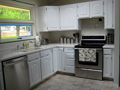 Very Fine House Kitchen Cabinet Makeover White Modern Kitchen Kitchen Design Kitchen Cabinet Design