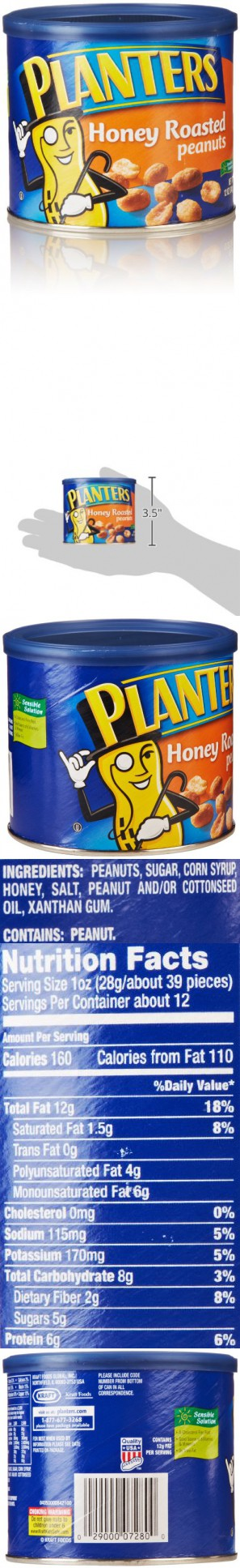 gourmet planter peanuts amazon in planters dp roasted grocery honey foods