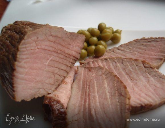 Ростбиф. Мясо по-английски   Рецепт   Мясные рецепты ...