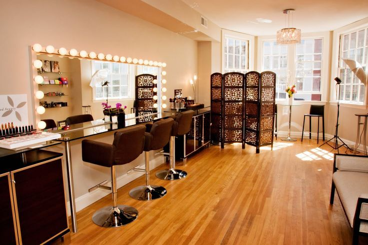 Future At Home Salon Idears Find This Pin And More On Makeup Studio Decor
