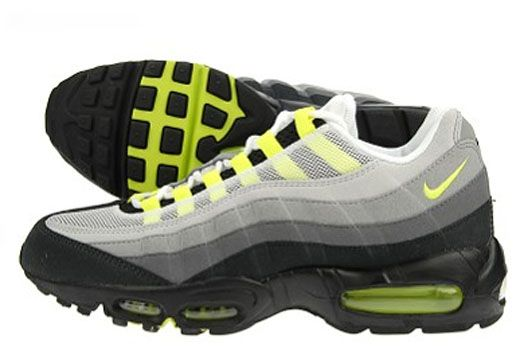 Nike Air Max 95 Neon Og Color Combo Air Max 95 Neon Nike