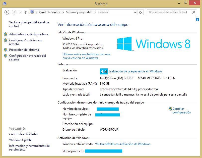 clave para activar windows 8