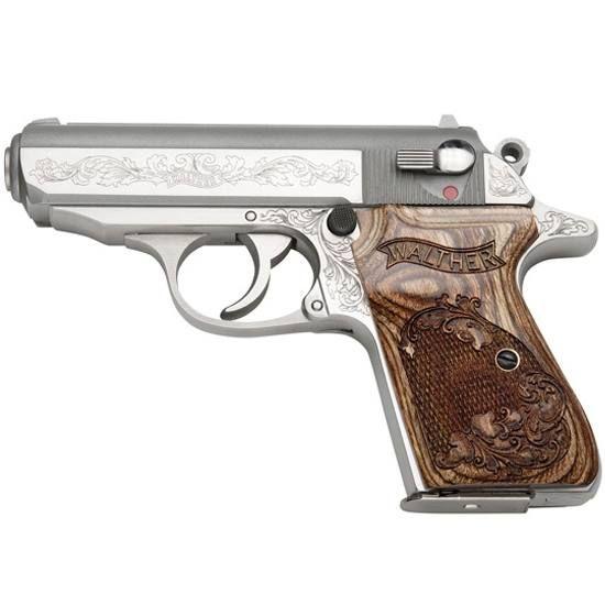Walther PPK/S Semi Auto Handgun  380 ACP 3 3