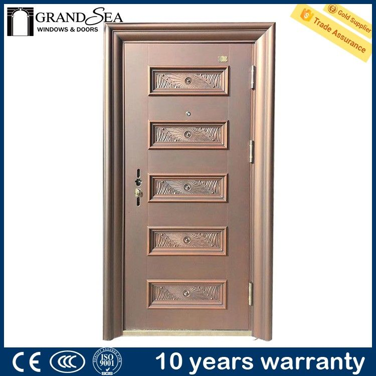 Low Price Interior Lowes Steel Entry Doors For House Alibaba