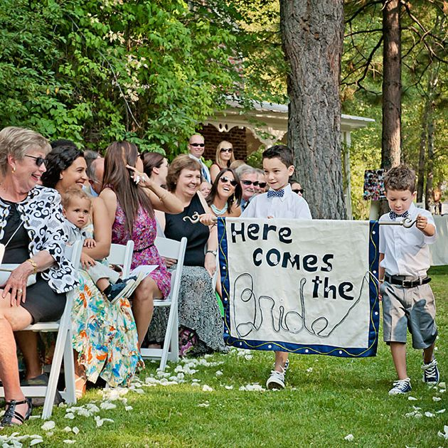 Best 25 Wedding Processional Order Ideas On Pinterest