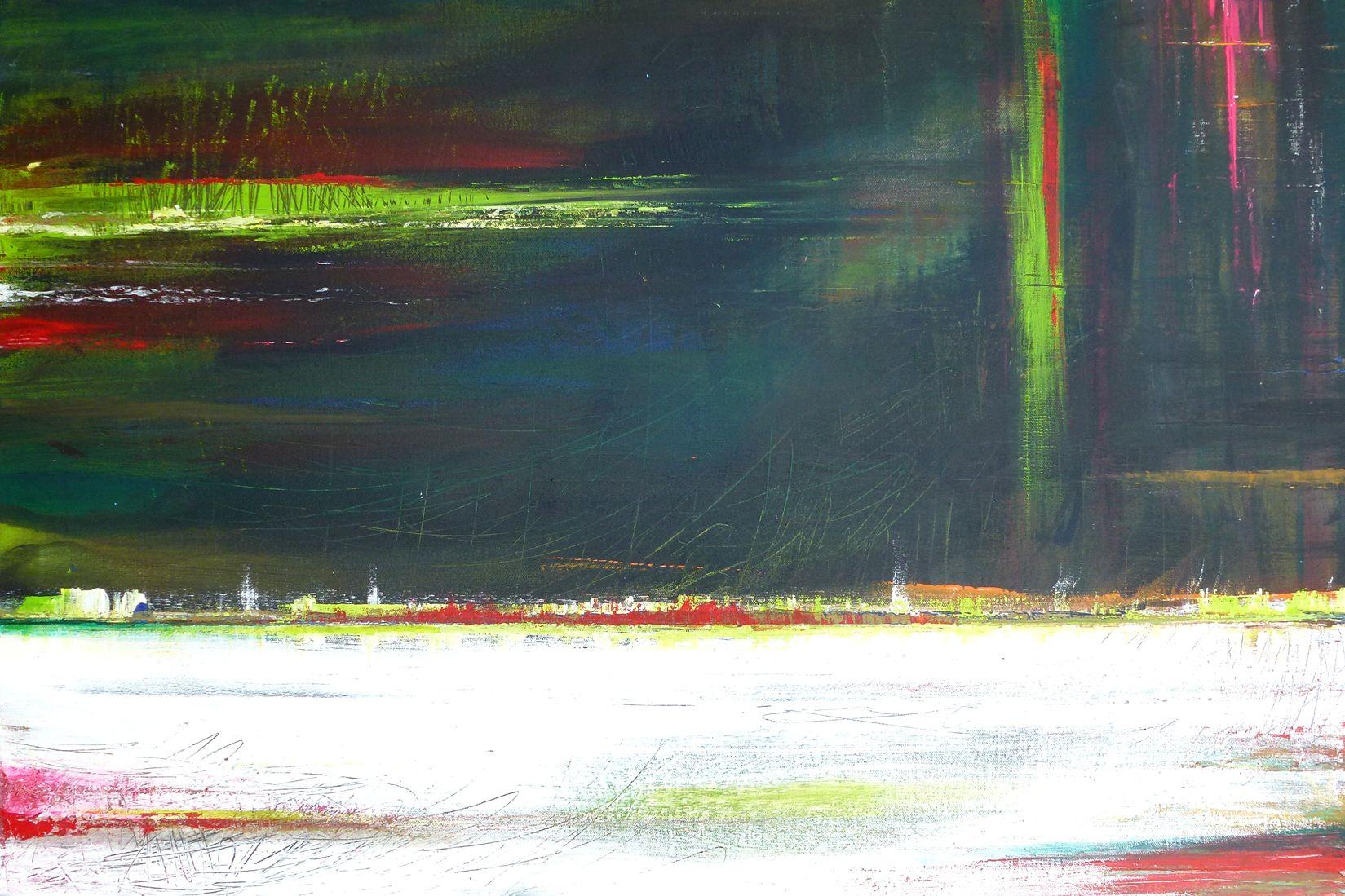 Acrylic on Canvas  Tricia Evenson