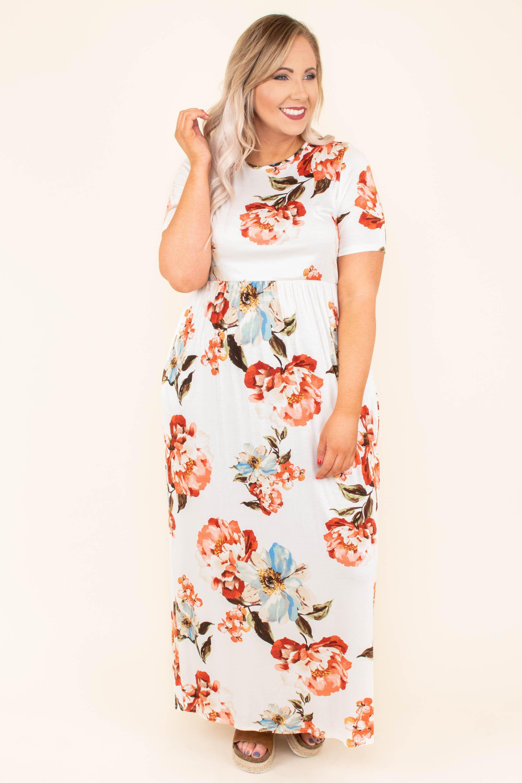 Southern Sweet Maxi Dress Ivory 2x In 2021 Maxi Dresses Summer Casual Maxi Dress Maxi Dresses Casual [ 3000 x 2000 Pixel ]