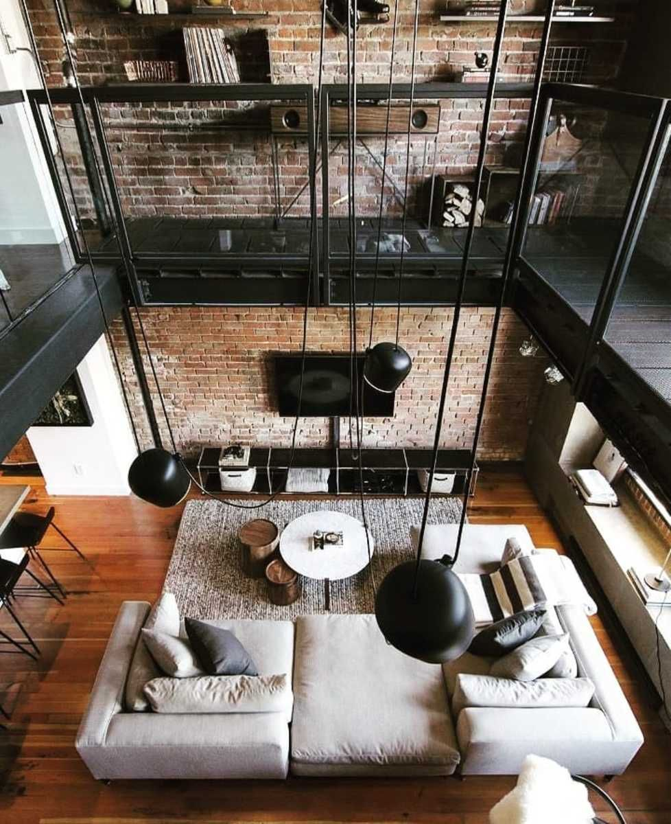 Minimal Interior Design Inspiration Loft Interior Design