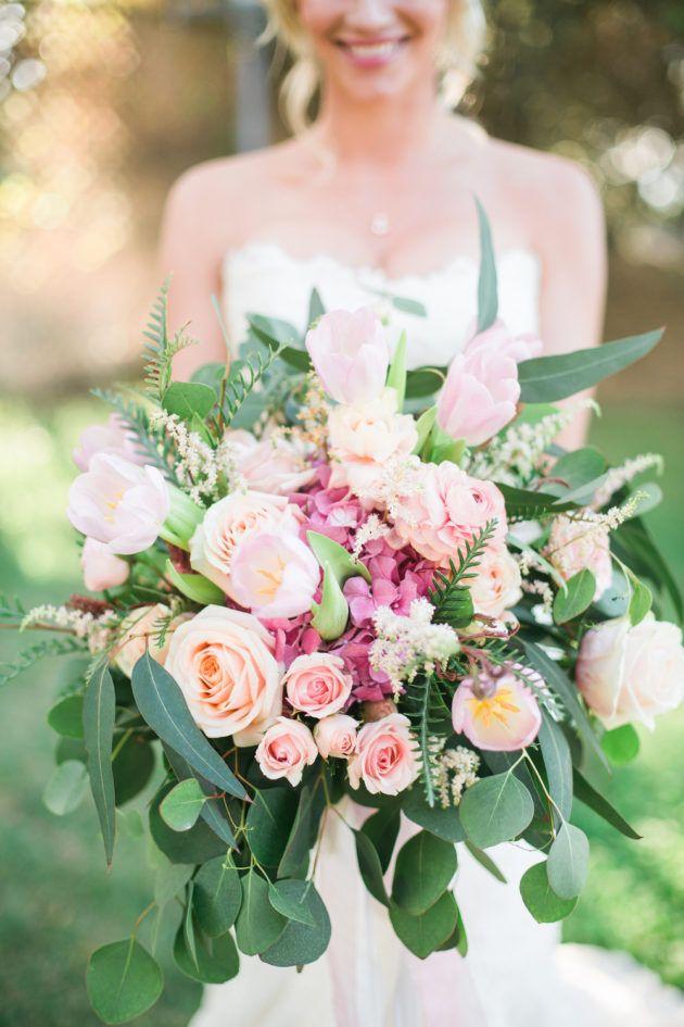 Romantic Pretty Feminine Garden Wedding Inspiration Garden Wedding Inspiration Wedding Inspiration Garden Wedding