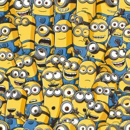Despicable Me Sea of Minions Wallpaper