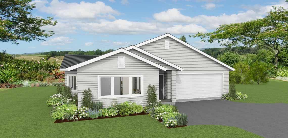 tempo 4 bedroom house design landmark homes builders nz - House Plans Landmark Homes New Zealand