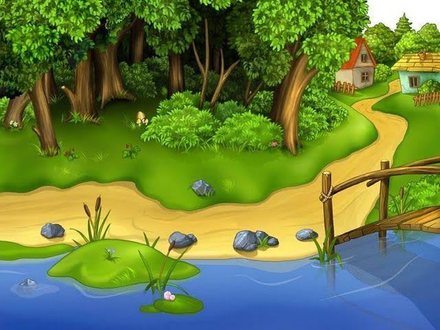 Imagenes para escenarios de cuentos con todas estas for Imagenes de estanques pequenos