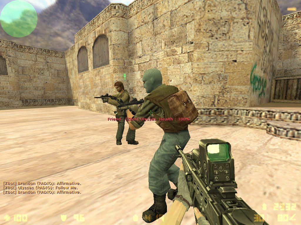 Counter strike extreme v6   download games, game download free.