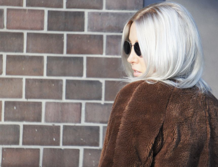 London Retro #londonretro #winterwhite #topshop #white #ootd #lotd #style #winter #fashion #inspiration #blogger