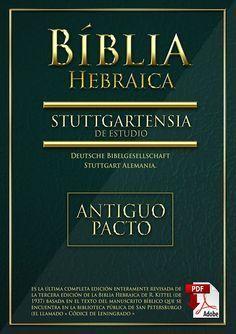 Biblia Hebraica Stuttgartensia En Espanol Antiguo Pacto Biblia
