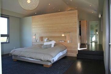 Bedroom to closet idea wine country modern modern bedroom san