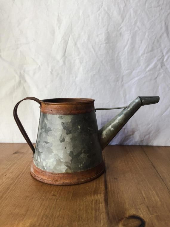Cant You Just Picture This Sweet Little Watering Can Filled With Flowers Or Succulents Pencils