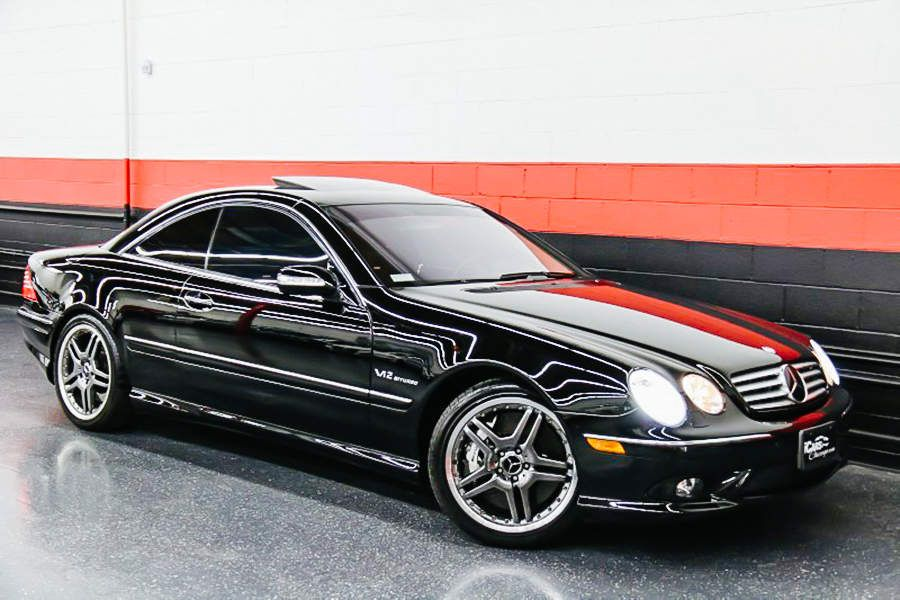 7 Iconic V12s For Less Than 50k On Ebay Mercedes Benz Cl