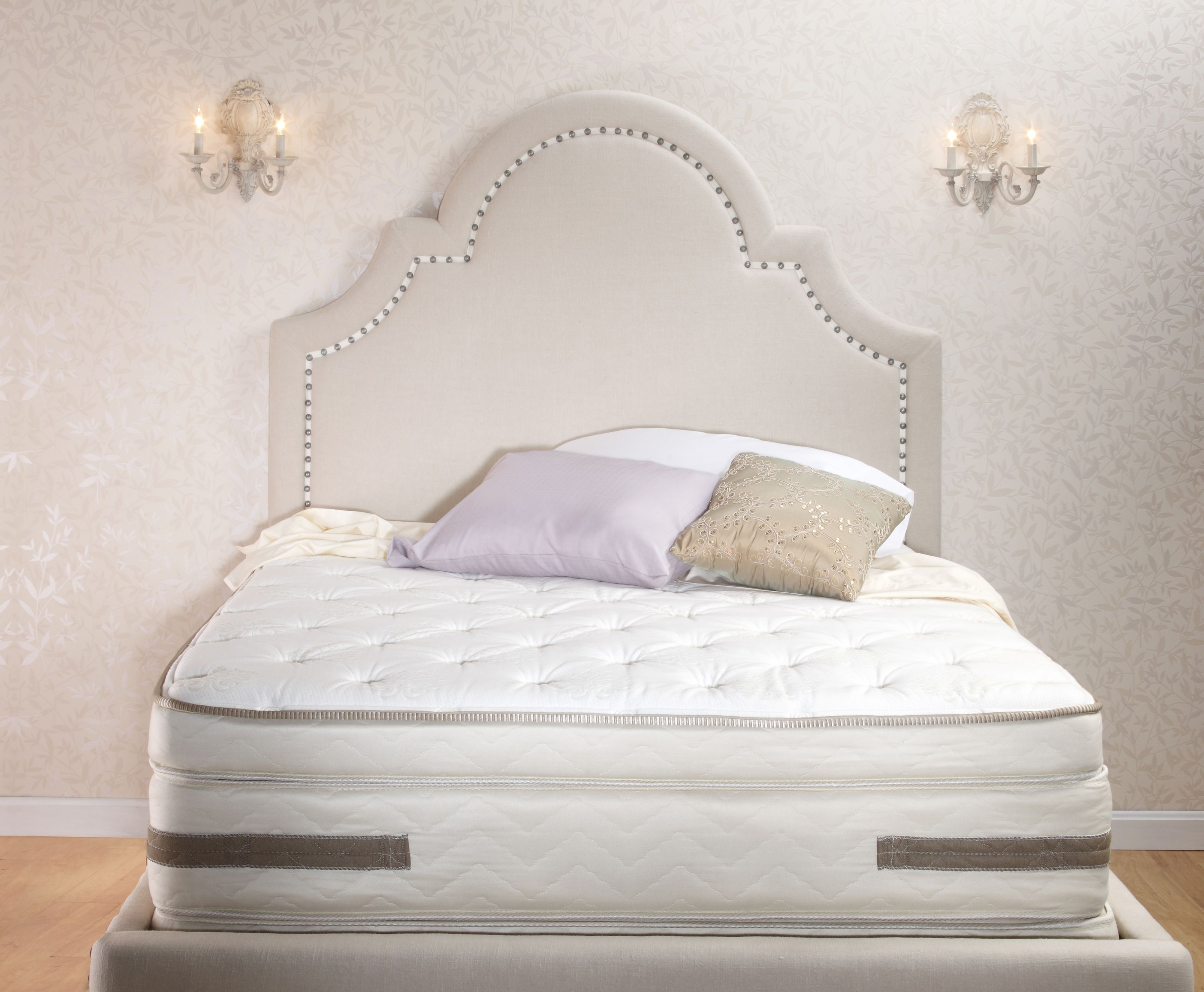 Perfect Choice Mattress Collection By Monarch Rest Rainbow Bedding Replacable Pillowtop Style May Well